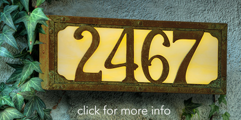 House Number 2467