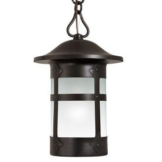 mission pendant light fixtures chain mount hanging
