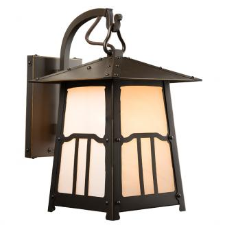 outdoor wall mounted lighting craftsman