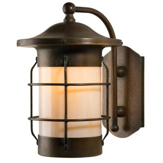 outdoor wall mount lantern rustic