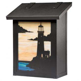 lighthouse mailbox