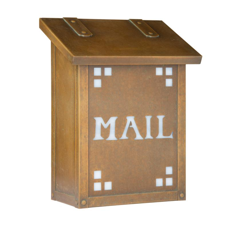 Classic Mailbox Design | Mail Stencil